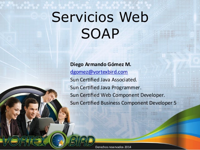 Web services SOAP con JAX-WS