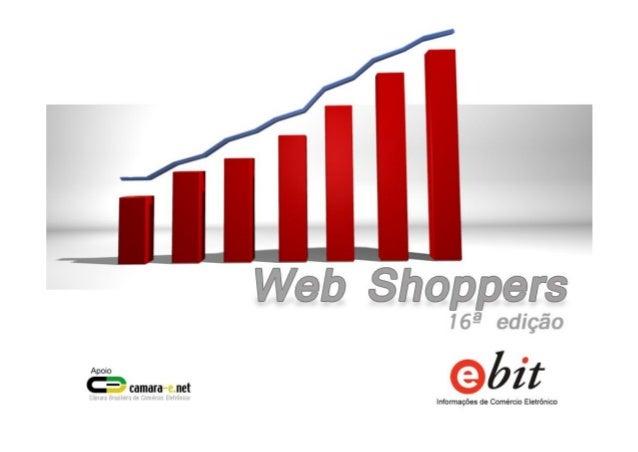 WebShoppers 16ª Edição