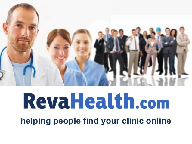 helping people find your clinic online