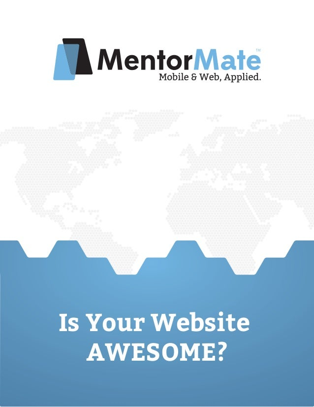 Is Your Website Awesome?