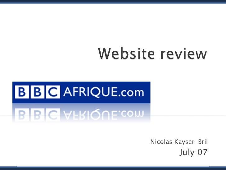 Nicolas Kayser-Bril July 07