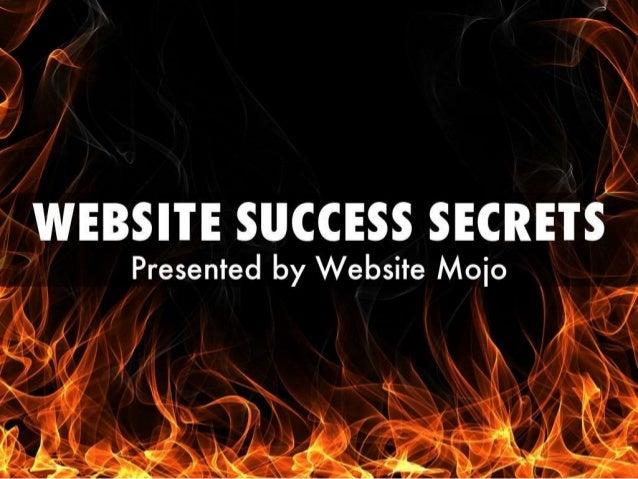 Website Success Secrets