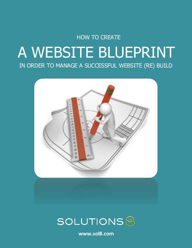 How To Create A Website Blueprint