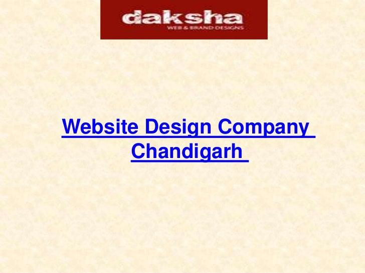 Website Design Company      Chandigarh