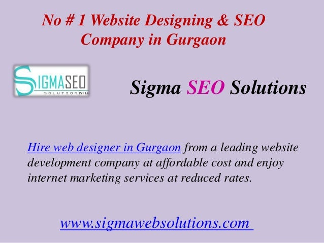 Ecommerce Website Designing Company In Gurgaon