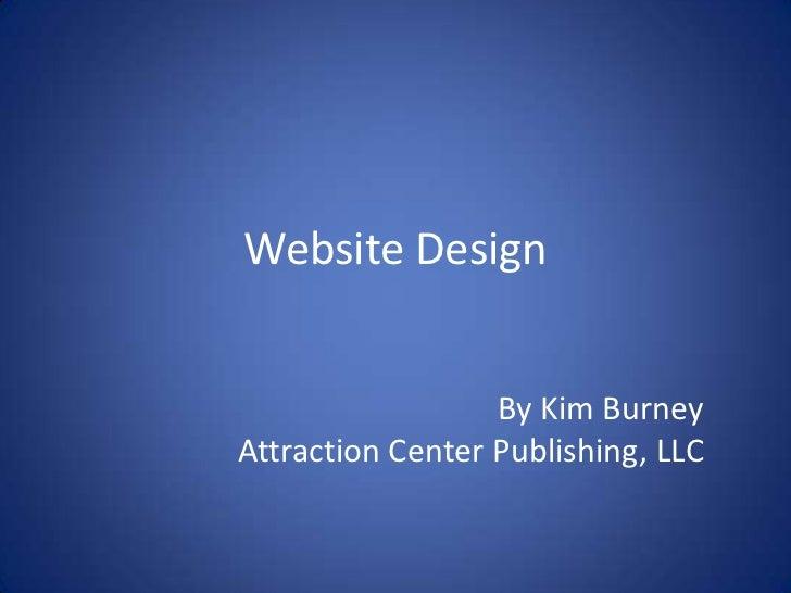 Website Design for Web Presence
