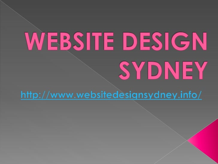 Website Design   Sydney: TheRelevance Of SEOOn Every Website