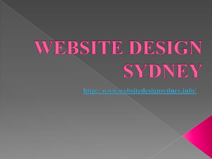 Website Design Sydney: How To Make The Most Effective    E-commerce Website