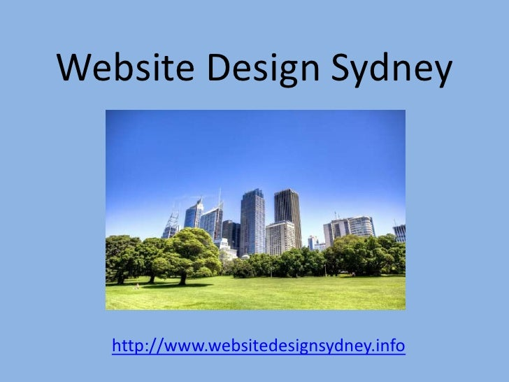 Website Design Sydney<br />http://www.websitedesignsydney.info<br />