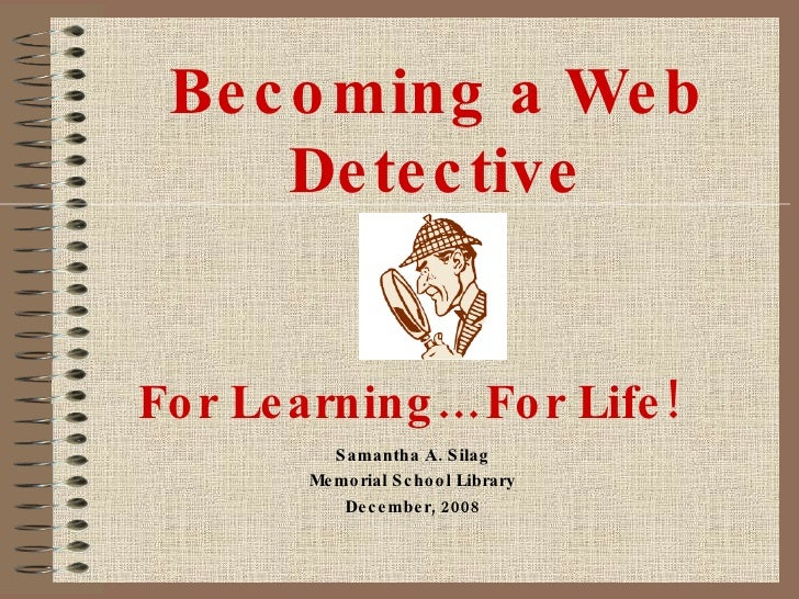 Website Evaluation For Learning For Life
