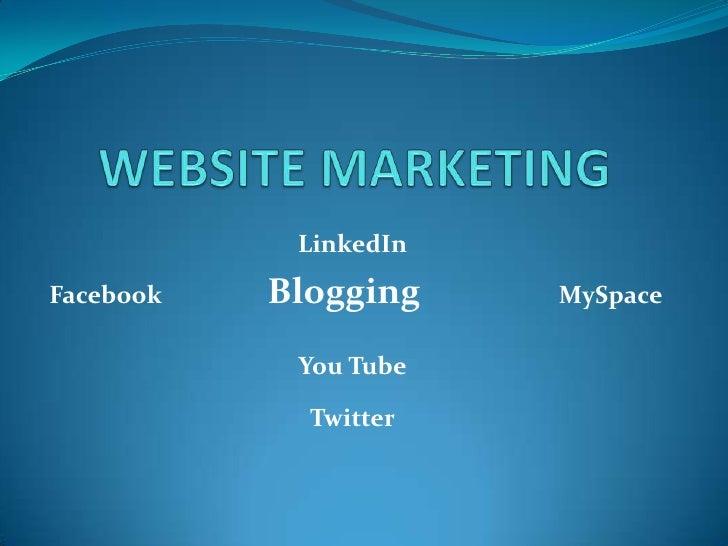 Website Marketing - BY SUZETTE BAECKELANDT