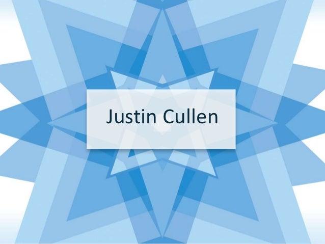 Justin Cullen
