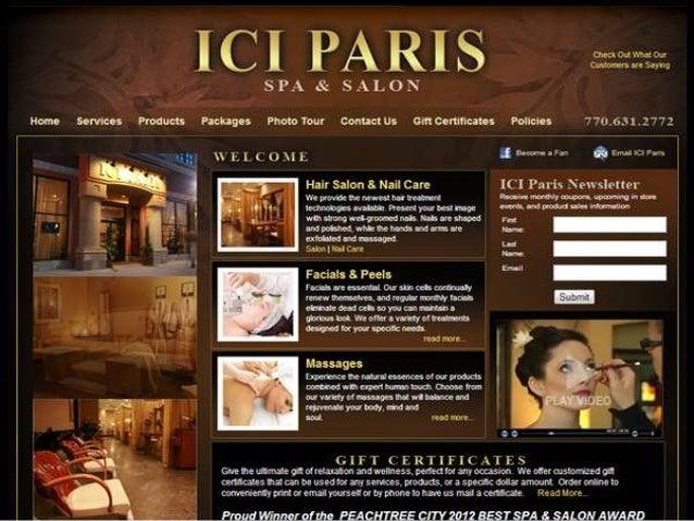 Atlanta Website Design Launches from 2013