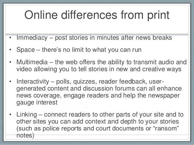 Websites to post stories