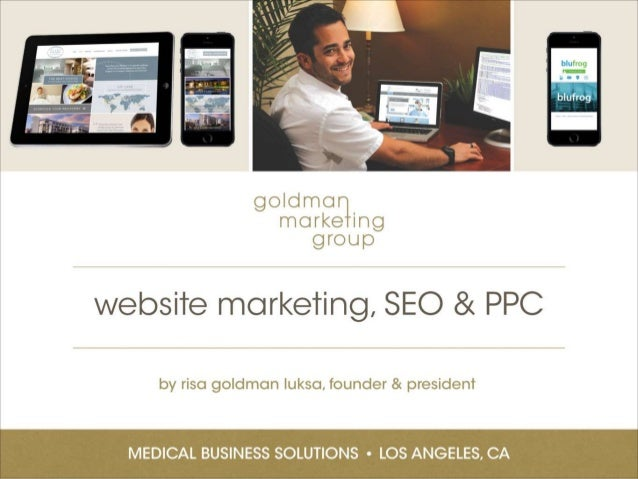 Website Optomization, SEO and PPC for Medical Doctors