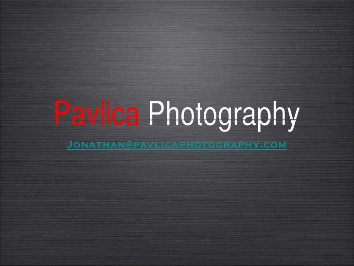Pavlica Photography