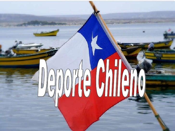 Deporte Chileno