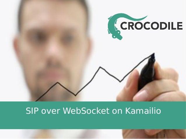 SIP over WebSocket on Kamailio 1
