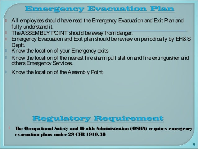 Fire evacuation plan ppt, it disaster recovery planning for dummies ...