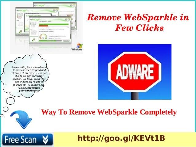 WebSparkle: Remove WebSparkle