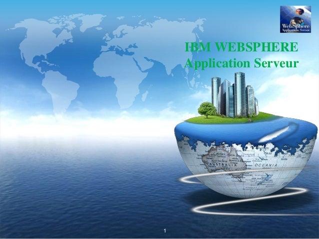 LOGO    IBM WEBSPHERE    Application Serveur1