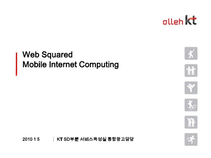 Web Squared and Mobile Computing