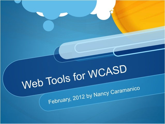 Web Tools for the 21st Century