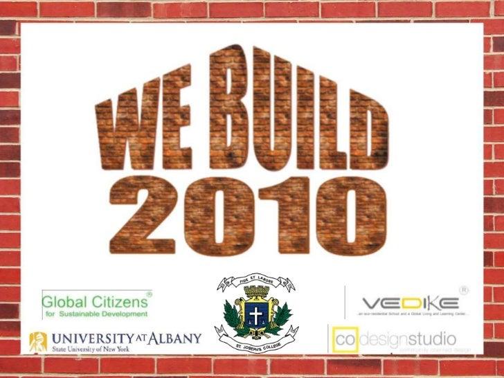 We build 2010