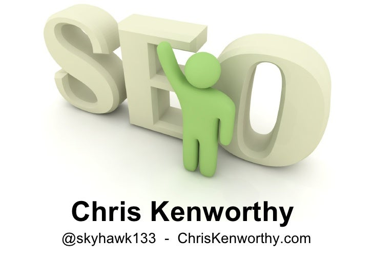Chris Kenworthy @skyhawk133 - ChrisKenworthy.com