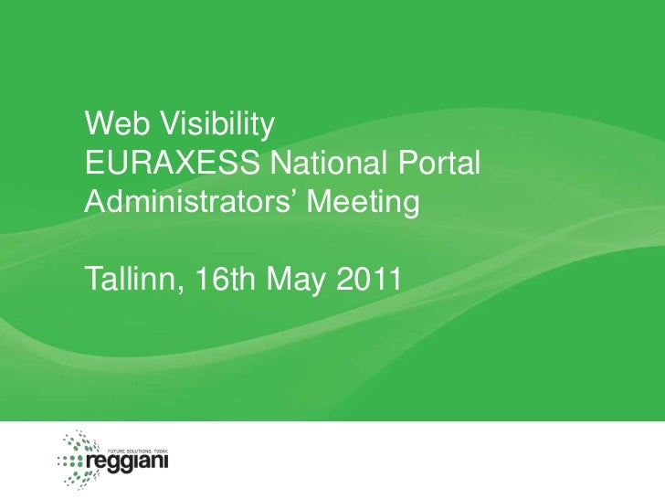 Web visibility 2