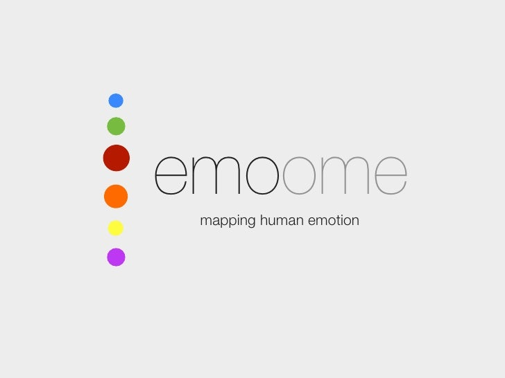 emoome mapping human emotion