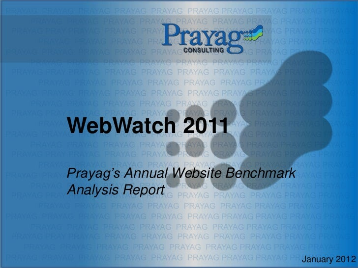 Webwatch 2011