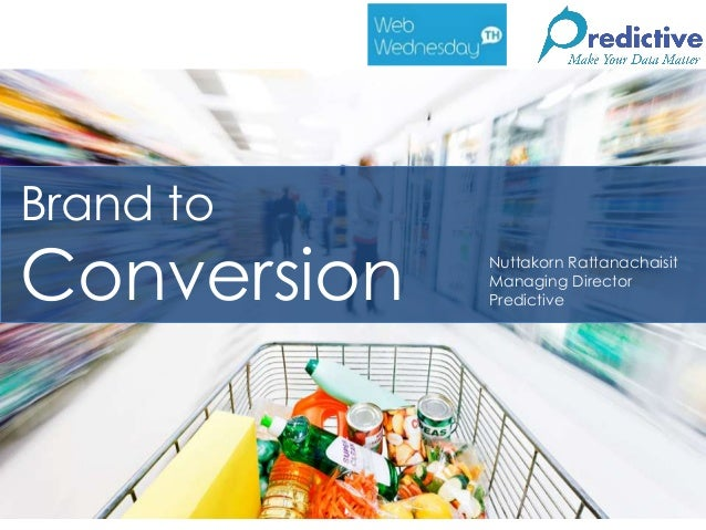 Brand to Conversion