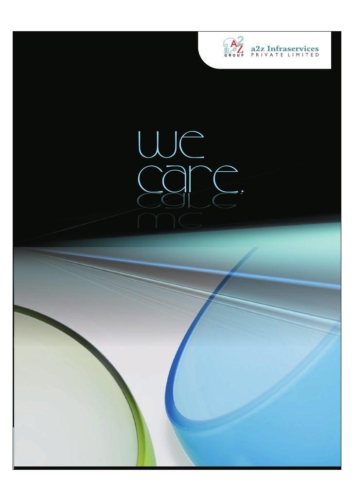 We care. .erac   eW