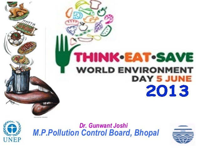 Dr. Gunwant JoshiM.P.Pollution Control Board, Bhopal