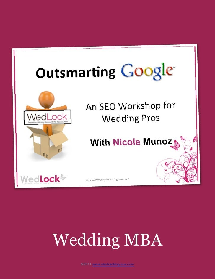 Outsmarting Google: An SEO Workshop for SEO Pros with Nicole Munoz