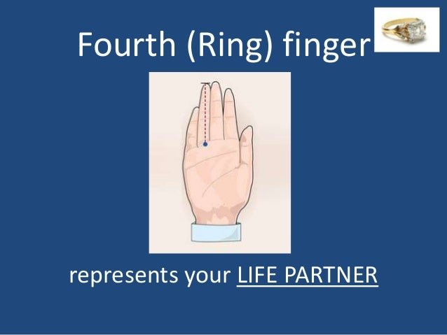 Chinese Explanation Of The Ring Finger