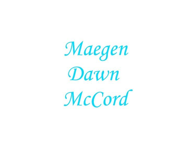 McCord/Turnbough Wedding July 10, 2010