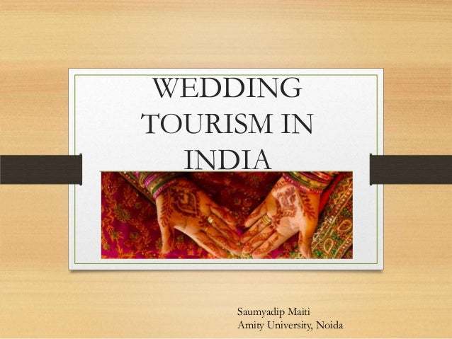 Wedding tourism in india