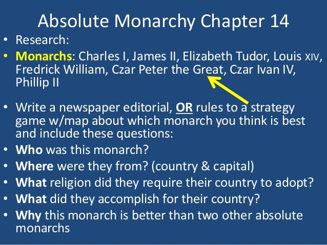 Absolute Monarchy Definition Characteristics Amp Examples 3678777