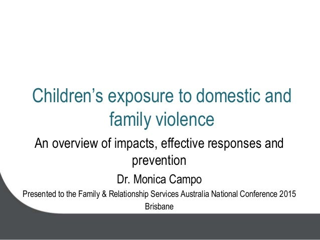 "child exposure to domestic violence 1 Early childhood,"" journal of family violence, 18(1 exposure to domestic violence, where a child domestic violence factors child abuse and."