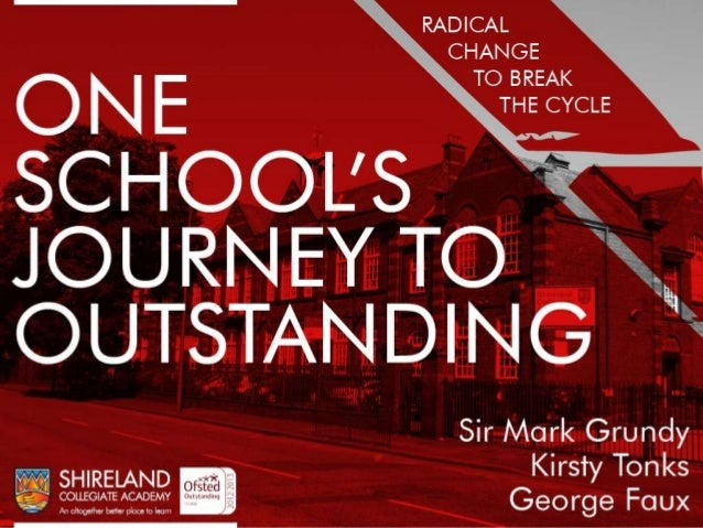 One School's Journey to Outstanding | Whole Education Annual Conference 2013