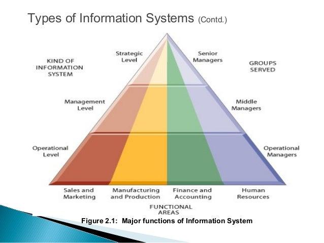 level of management information system