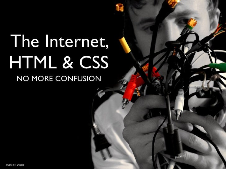 DM 250 Week 1 - The Internet, XHTML, & CSS