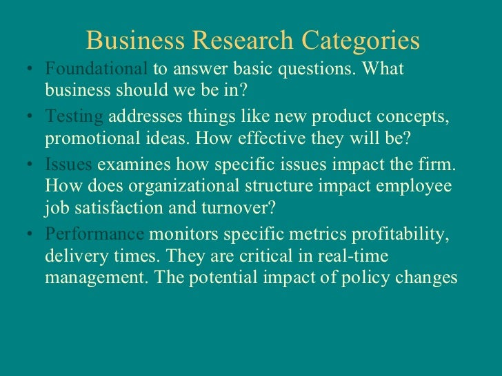 Business Research Process Essay Sample - image 5