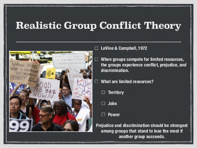 essays about conflict theory Conflict theory conflict theory, which originates from karl marx's early works, is based on the idea of various groups competing for scarce resources, conflict.