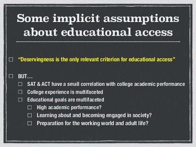 Definition of 'affirmative action' - Sample Essays