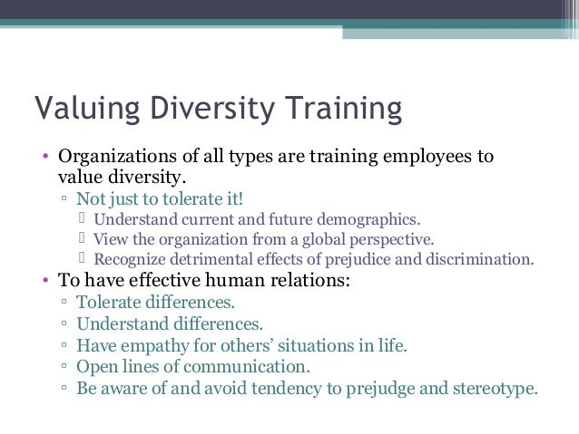 Definition for Diversity