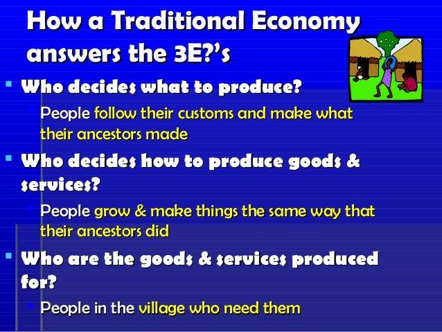 Economy Question?
