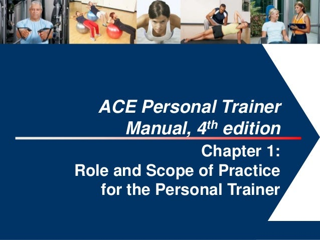 ace 5th edition personal trainer manual ppt